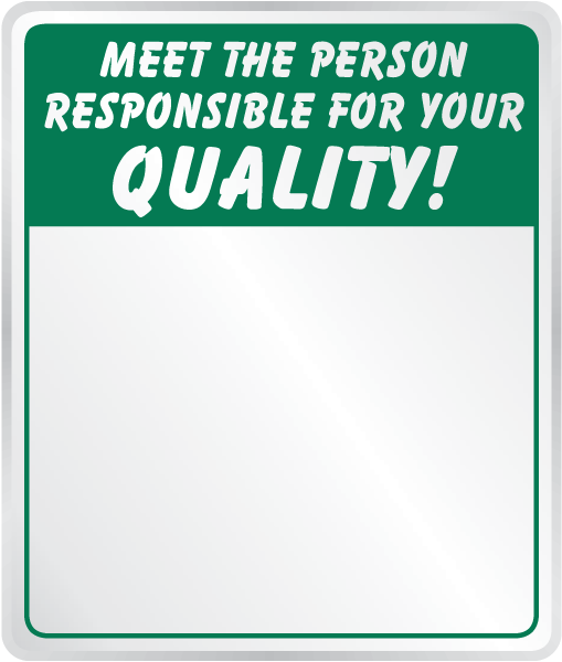 Meet The Person Responsible For Your Quality Mirror