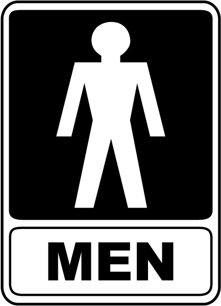 Bathroom Sign Images restroom signs, bathroom signs, bathroom etiquette signs