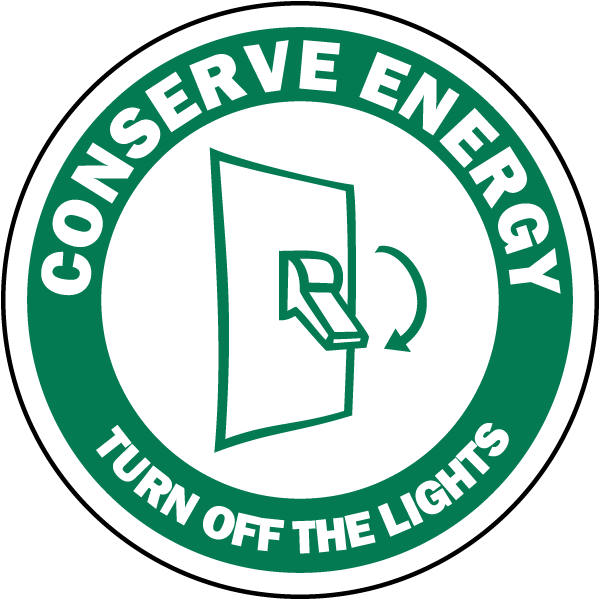 Turn Off The Lights Label