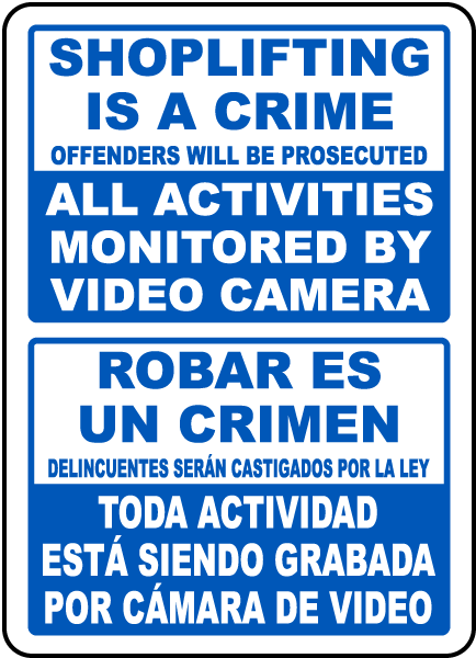 Bilingual Activities Monitored By Video Sign