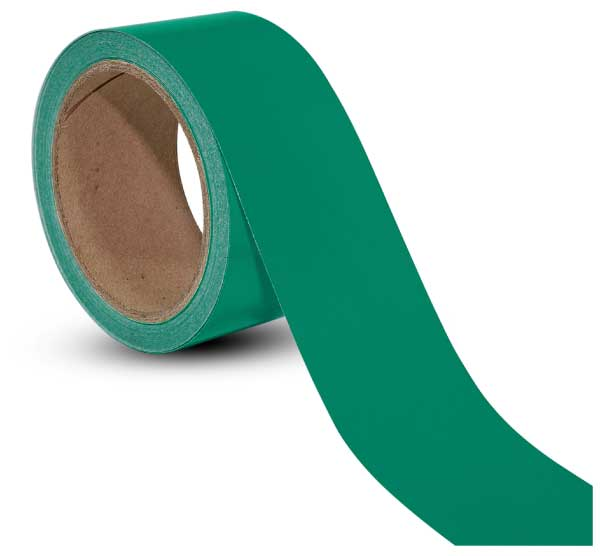 Green Reflective Floor Marking Tape