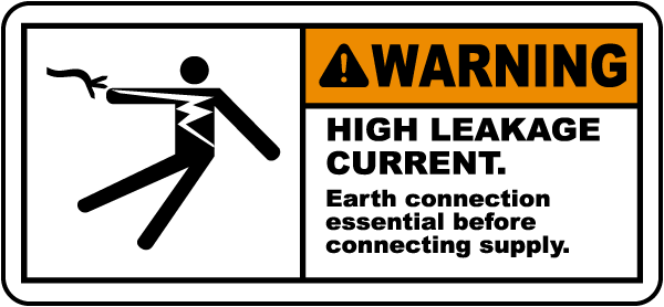 Earth Connection Essential Label
