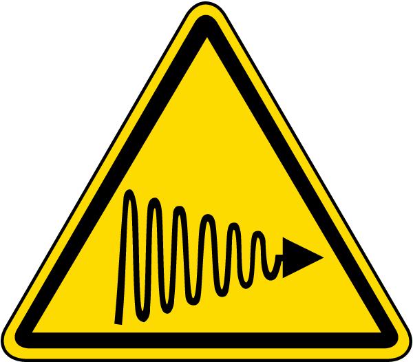 Ultraviolet (UV) Light Warning Label