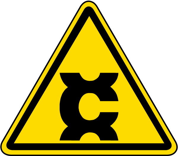 Carcinogen Warning Label