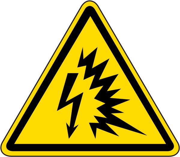 Warn of Arc Flash Hazards