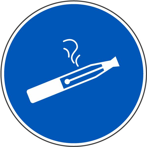 E-Ciggarette Label