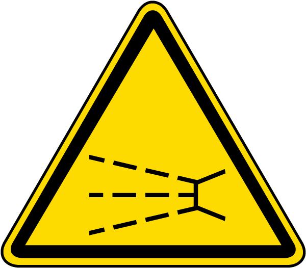 Merging Lanes Label