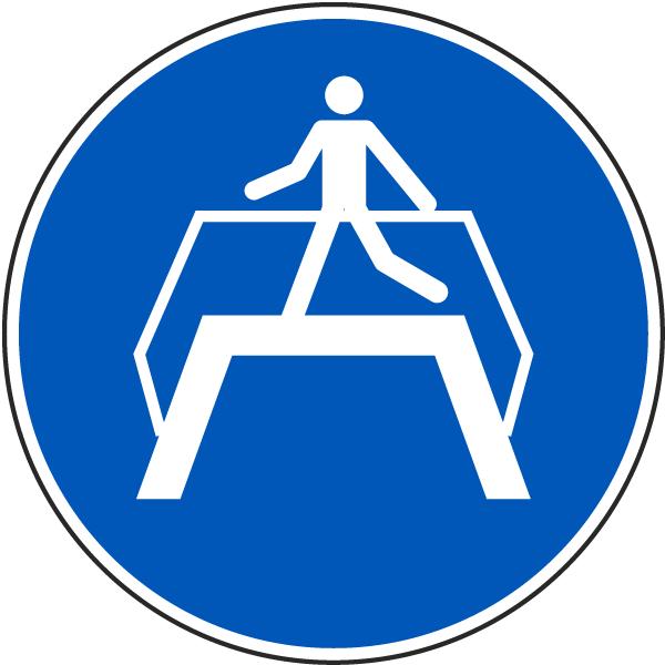 Use Footbridge Label