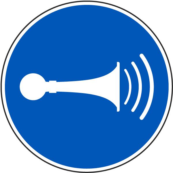 Sound Horn Label