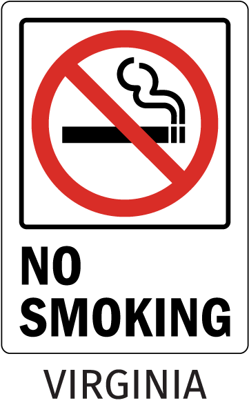 Virginia No Smoking