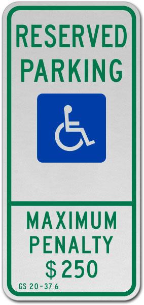 North Carolina Accessible Parking