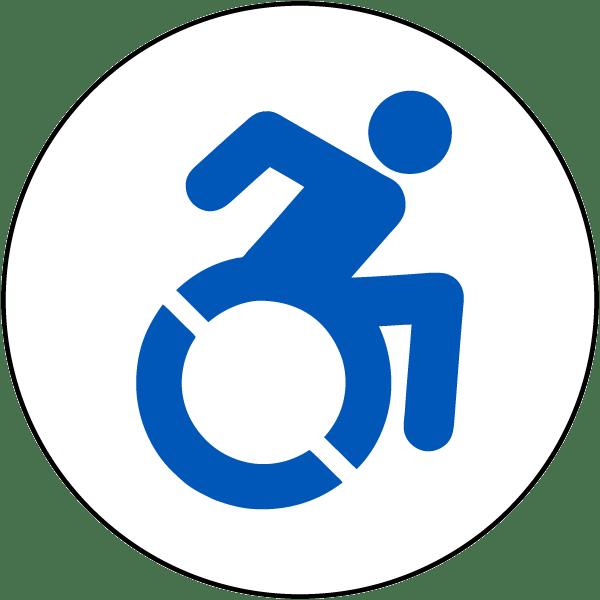 New Accessible Symbol