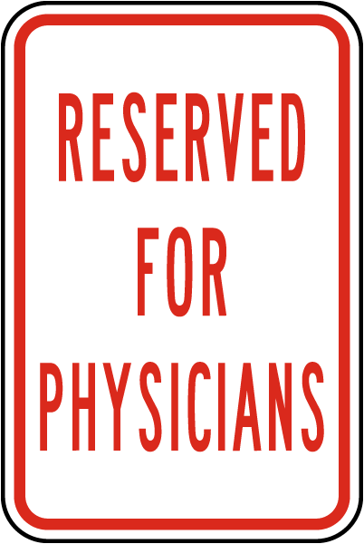 Reserved For Physician Sign