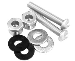Tamperproof One Way Bolt Set