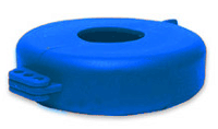 Blue Valve Lockout available in 5 sizes.