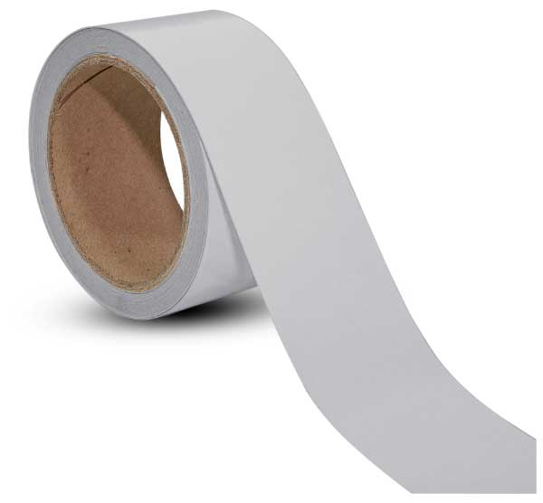 White Reflective Floor Marking Tape