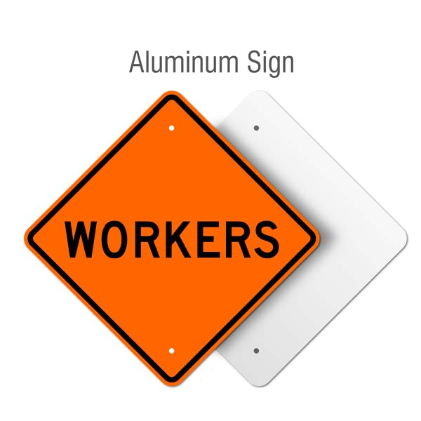 Workers Sign