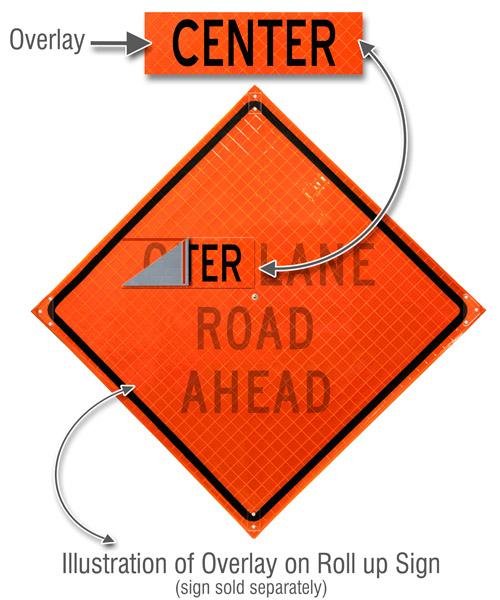 Center Overlay