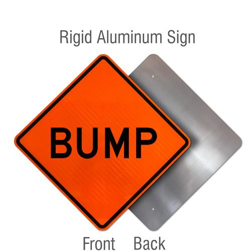 Bump Sign