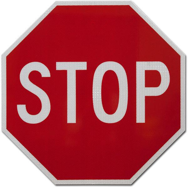 MUTCD Stop Sign