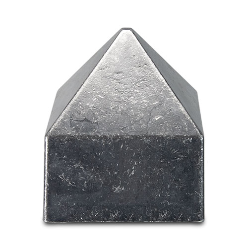 Decorative Square Post Pyramid Cap