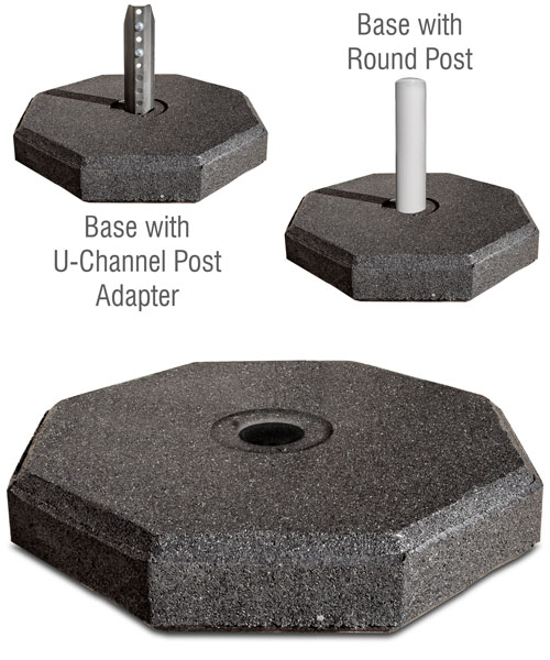 Recycled Rubber Base - 30 lbs.
