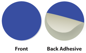 Blue Plastic Marker
