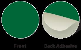 Green Plastic Marker