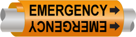 Emergency Wrap-Around Marker