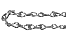 #16 Stainless Steel Jack Chain.