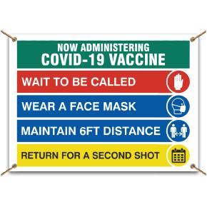 COVID-19 Vaccine Protocols Banner