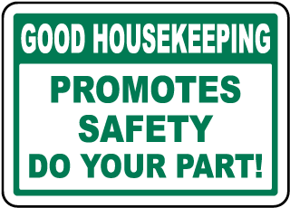 Good Housekeeping Do Your Part Label