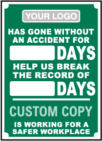 Custom Safety Scoreboard