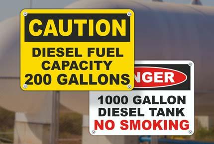 Diesel Tank Capacity