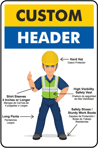 Custom Jobsite Signs and Banners