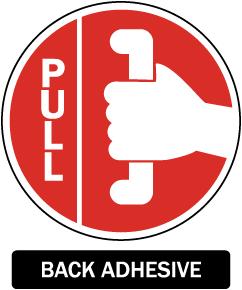 Pull Label