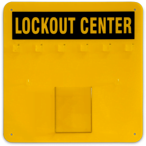 Storage Center for Lockout Devices Board Only