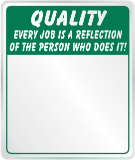 Every Job Is A Reflection Mirror