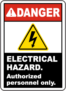 electrical hazard labels  electrical hazard stickers control panel wiring in hindi panel wiring diagram in hindi