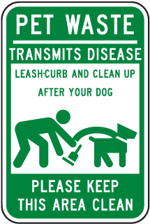 Dog Poop Signs Shop Wide Selection Shipped Fast