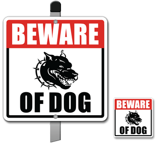 Decoy Security Signs for Personal Use – Home Security ...