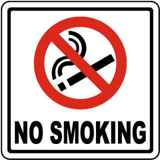 photo regarding Free Printable No Smoking Signs known as No Smoking cigarettes Signs or symptoms Enormous Choice, Most affordable Selling prices