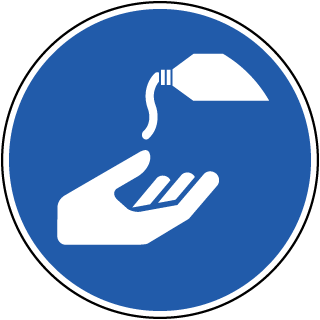 Use Barrier Cream Label