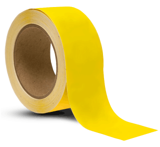 Yellow Banding Tape