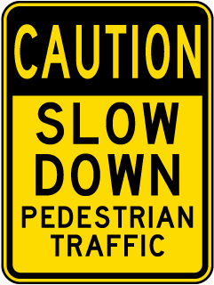 Slow Down Signs >> Slow Down Signs For Sale In Stock Ready To Ship
