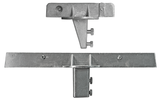Heavy Duty U-Channel Post Street Sign Bracket