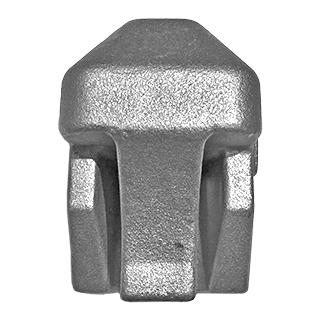 U-Channel Steel Drive Cap