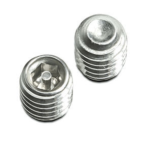 Vandal Resistant Set Screws