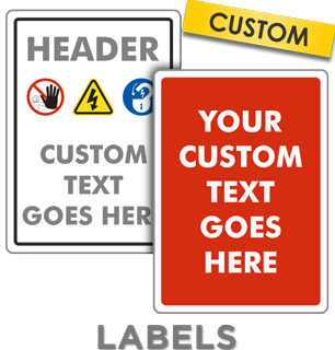 Custom Colored Background/Border Label