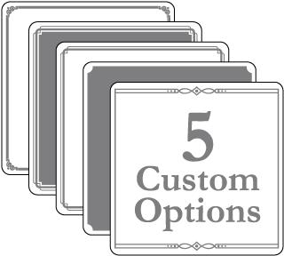 Custom Designer Sign